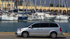 Lancia Voyager: prova e test in video - Immagine: 8