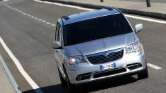 Lancia Voyager: prova e test in video - Immagine: 12