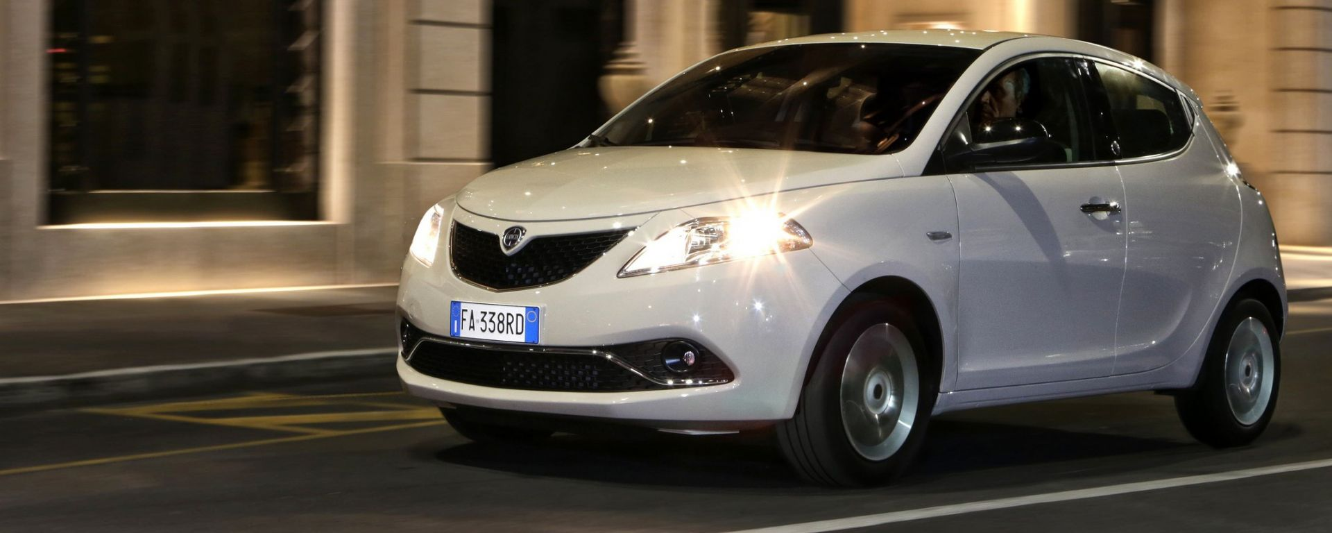 Lancia Ypsilon 2016