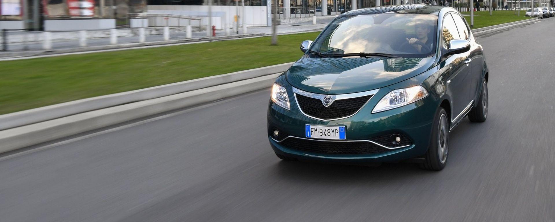 Lancia Ypsilon 2018, tre nuovi allestimenti