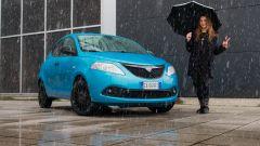 Lancia Ypsilon e Giulia Carla Bassani