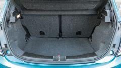 Lancia Ypsilon Ecochic 1.0 Hybrid Maryne, il bagagliaio