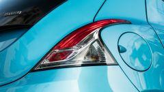 Lancia Ypsilon Ecochic 1.0 Hybrid Maryne, il gruppo ottico posteriore