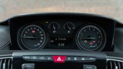 Lancia Ypsilon Ecochic 1.0 Hybrid Maryne, il quadro strumenti