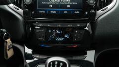 Lancia Ypsilon Hybrid Ecochic 2021: il climatizzatore automatico (optional)