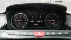 Lancia Ypsilon Hybrid Ecochic 2021: la strumentazione a centro plancia