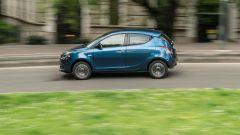 Lancia Ypsilon Hybrid Ecochic 2021: motore non brillante, ma adatto per la città