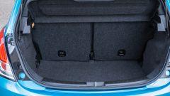 Lancia Ypsilon Hybrid Ecochic Maryne 2020, il bagagliaio
