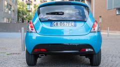 Lancia Ypsilon Hybrid Ecochic Maryne 2020, il posteriore