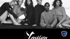 Lancia Ypsilon: la fashion car posa alla mostra di Peter Lindbergh - Immagine: 4