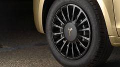 Lancia Ypsilon Monogram, il design dei cerchi