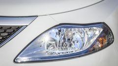 Lancia Ypsilon Mya, gruppo ottico anteriore