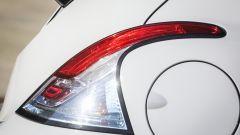 Lancia Ypsilon Mya, gruppo ottico posteriore di profilo