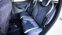 Lancia Ypsilon Mya interni, sedili posteriori