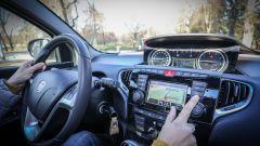 Lancia Ypsilon Mya navigatore
