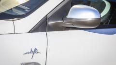 Lancia Ypsilon Mya, specchietto