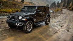 Lanciata negli USA la Jeep Wrangler 2021, qui la versione Unlimited