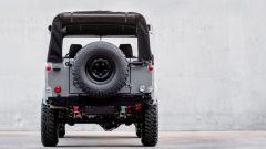 Land Rover Defender Art 110: opera d'arte sotto copertura - Immagine: 5