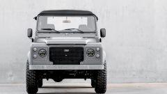 Land Rover Defender Art 110: opera d'arte sotto copertura - Immagine: 6