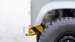 Land Rover Defender Art 110: opera d'arte sotto copertura - Immagine: 12