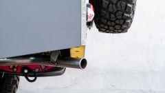 Land Rover Defender Art 110: opera d'arte sotto copertura - Immagine: 13