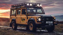 Land Rover Classic: il Defender originale non tramonterà mai secondo gli appassionati