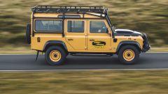 Land Rover Classic: linea classica e stile intramontabile