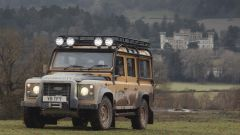 Land Rover Classic: nelle highlands britanniche