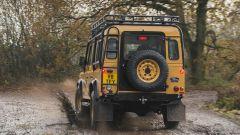 Land Rover Classic: un guado