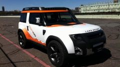 Land Rover DC100 Expedition - Immagine: 1