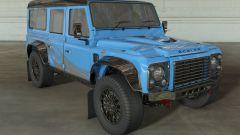 Land Rover Defender 110 by Bowler: la factory inglese è di proprietà della Jaguar Land Rover