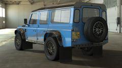 Land Rover Defender 110 by Bowler: motore V8 sovralimentato