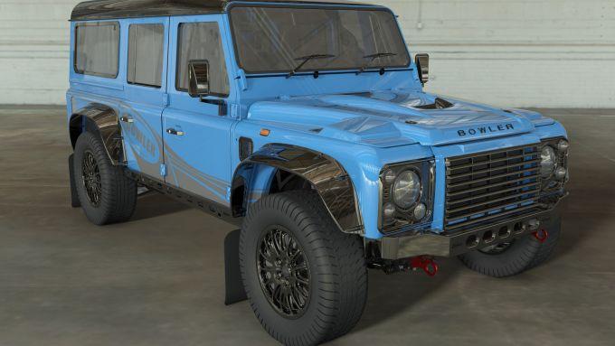 Land Rover Defender 110 by Bowler: nuova vita per l'iconico 4x4
