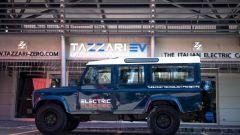 Defender 110 by Tazzari, come ti trasformo un mito in auto elettrica - Immagine: 19