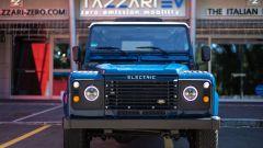 Defender 110 by Tazzari, come ti trasformo un mito in auto elettrica - Immagine: 24