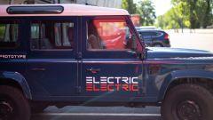 Defender 110 by Tazzari, come ti trasformo un mito in auto elettrica - Immagine: 25