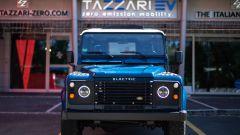 Defender 110 by Tazzari, come ti trasformo un mito in auto elettrica - Immagine: 27