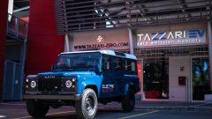 Defender 110 by Tazzari, come ti trasformo un mito in auto elettrica - Immagine: 29