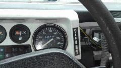 Land Rover Defender 110: il vecchio cruscotto
