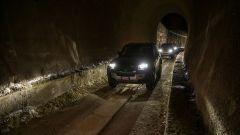 Land Rover Defender 110, la firma luminosa