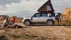 Land Rover Defender 110, ora con tenda da tetto Autohome
