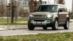 Land Rover Defender 110 P400 mild hybrid: prova, opinioni, prezzo