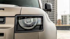 Land Rover Defender 110 P400: da fuoristrada a SUV, ma è sempre lei - Immagine: 48