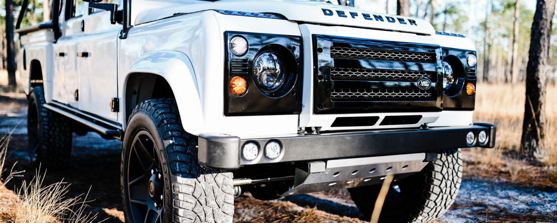 Land Rover Defender 130 Restomod