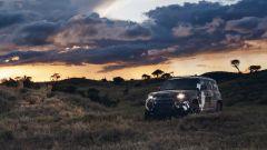 Land Rover Defender 2019: alla prova nel parco del Borana