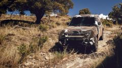 Land Rover Defender 2019: asperità del terreno