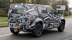 Nuova Land Rover Defender: ecco gli interni - Immagine: 8