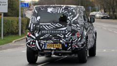 Nuova Land Rover Defender: ecco gli interni - Immagine: 9