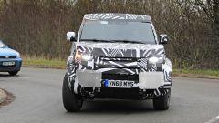 Nuova Land Rover Defender: ecco gli interni - Immagine: 11