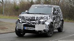Nuova Land Rover Defender: ecco gli interni - Immagine: 12